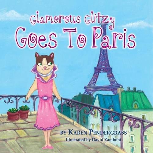 Glamorous Glitzy Goes to Paris
