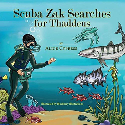 Scuba Zak Searches for Thaddeus