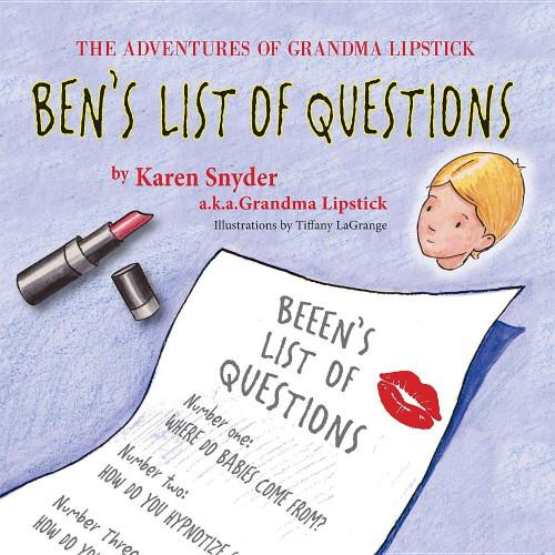 The Adventures of Grandma Lipstick