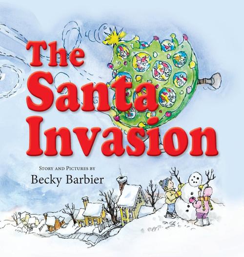 The Santa Invasion