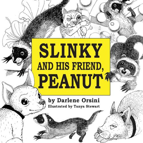 Slinky and His Friend, Peanut