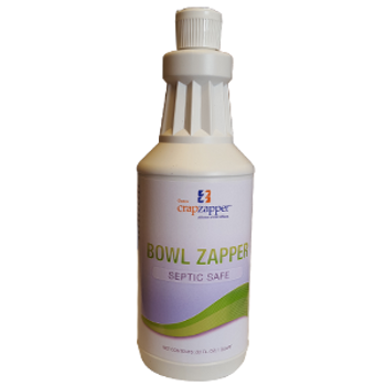 32 oz non-bleach toilet bowl cleaner BWLZapper™