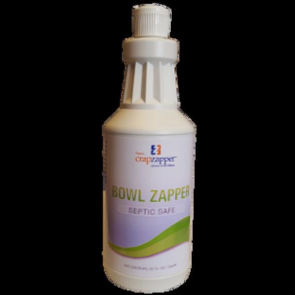 32 oz non-bleach toilet bowl cleaner BWLZapper™