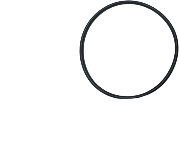 O-ring, Seal plate, EDPM (HEC-124141)