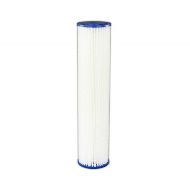 """FT05019 - 20 micron Pleated Filter Cartridge 9 3/4"""" (SOLD 24 PER CASE ONLY)"""