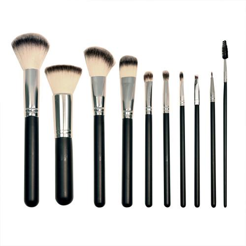 10PC Vegan Brush Set