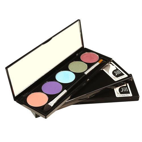 5-Pan Eye Shadow Pallete
