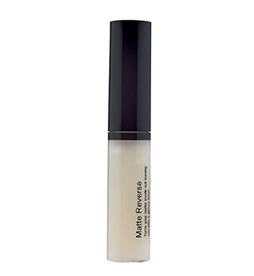 The recommended gloss for  the long wearing lip cremes.