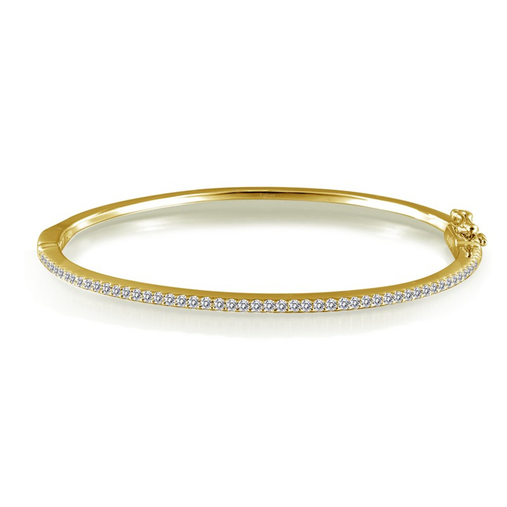 Lafonn's signature Lassaire simulated Diamond Bangle Bracelet B0030CLG