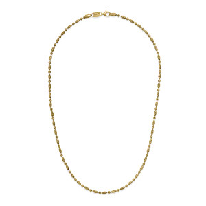 CPOV BR JIAN Gold Plated Necklace