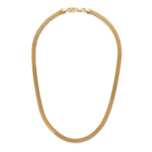 RAIL Gold Plated Necklace