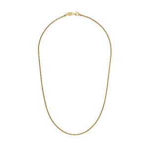 ROCK D/C-Gold Plated Necklace
