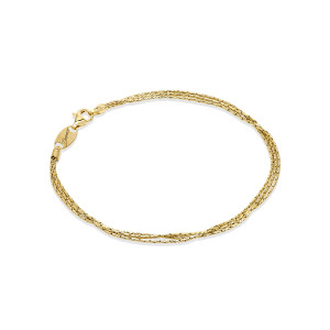 06 SPARKMulticolored Gold Plated Silver Gold Plated Silver Braceletracelet