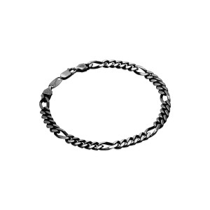 073 Gold Plated Silver BraceletOMGold Plated Silver BraceletE 5+1 Gold Plated Silver Bracelet.