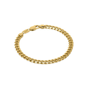 08 Gold Plated Silver BraceletOMGold Plated Silver BraceletE DE. Gold Plated Silver Bracelet