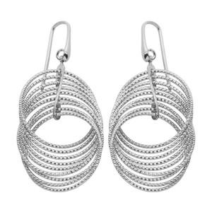 Sterling Silver EarringsSXE3032W