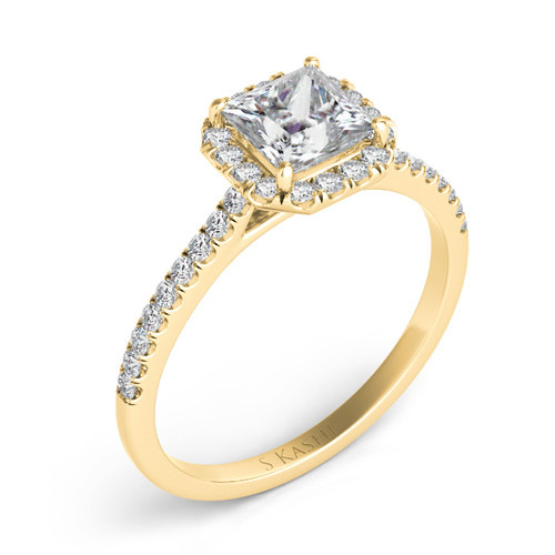 Diamond Engagement Ring  in 14K Yellow Gold    EN7420-4.0MYG