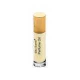 1/3 oz Roll On Perfume Oil with Gold Cap