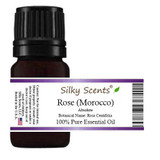 Rose (Morocco) Absolute Essential Oil