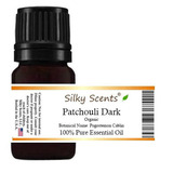 Patchouli Dark Organic Essential Oil