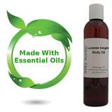 8 oz Lavender Delight Body Oil