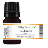 Basil Sweet Organic Essential Oil