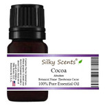 Cocoa Absolute Essential Oil (SEMI-SOLID)