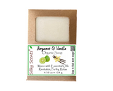 Bergamot & Vanilla Soap Bar