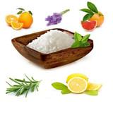 Organic Bath Salt Sample Pack (Set of 4 PET tubes)