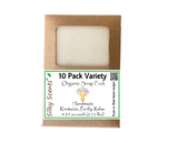 Variety Soap Bar Package (Set of 10)