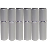 5 ml Silver Glass Sprayer Set **6 Pack**