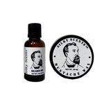 Mustache & Beard Oil Package (Set of 2)