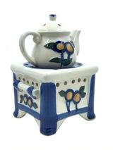 Tea Pot Stove Oil Warmer Set
