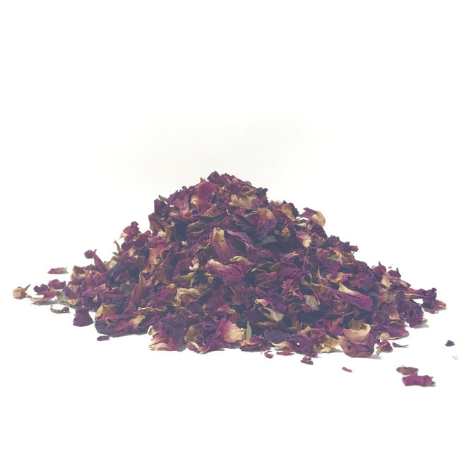 1 oz Rose Petals & Leaves, Dried