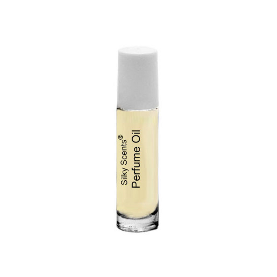 1/3 oz Roll On Perfume Oil with White Cap