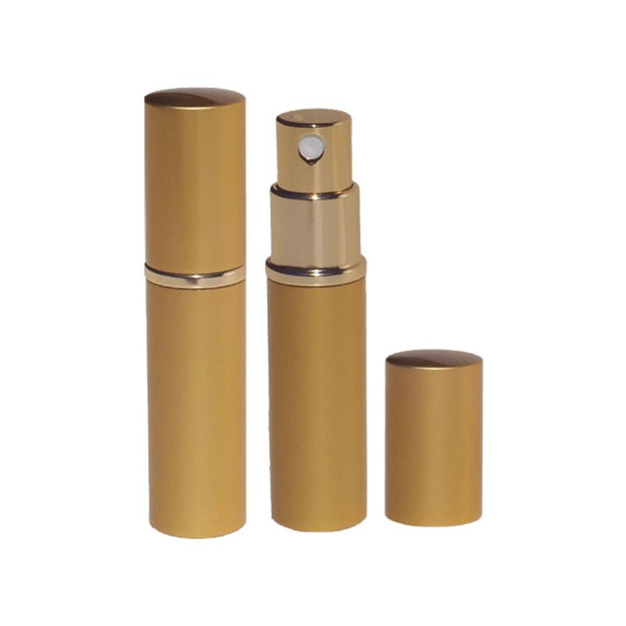 5 ml Gold Spray Bottle Perfume Oil