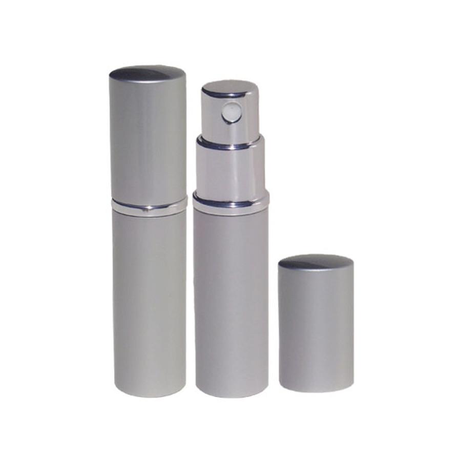 5 ml Silver Spray Bottle Perfume Oil