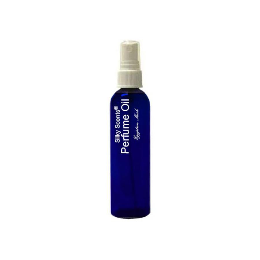 1 oz Perfume Oil Blue Glass Spray Bottle