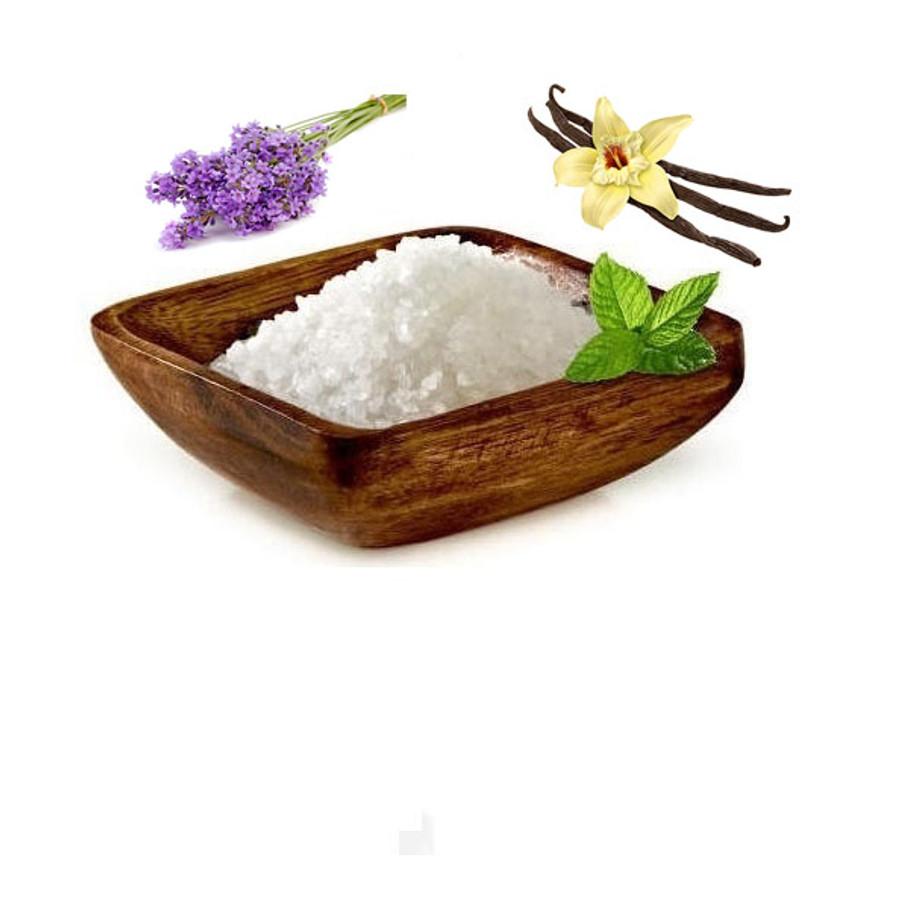 Organic Lavender & Vanilla Bath Salt
