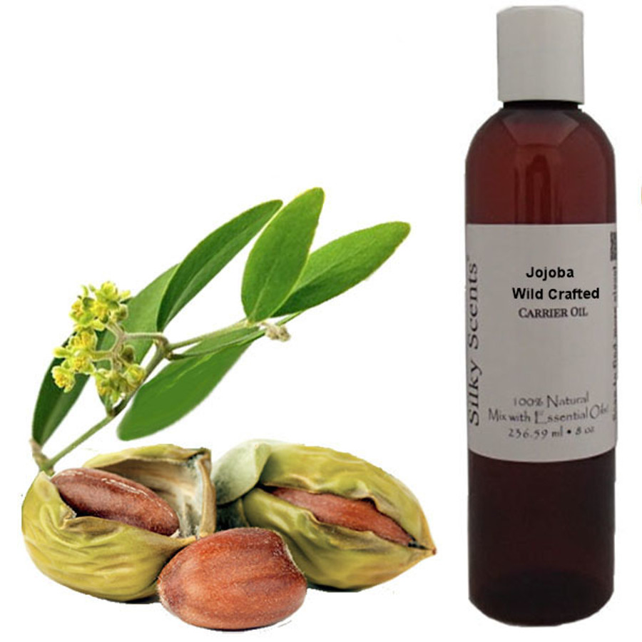 Jojoba Wild Crafted Carrier Oil *Back Ordered*