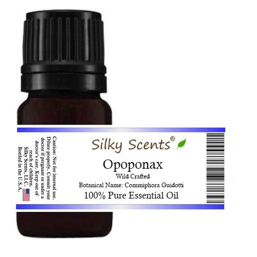 Opoponax (Sweet Myrrh) Wild Crafted Essential Oil