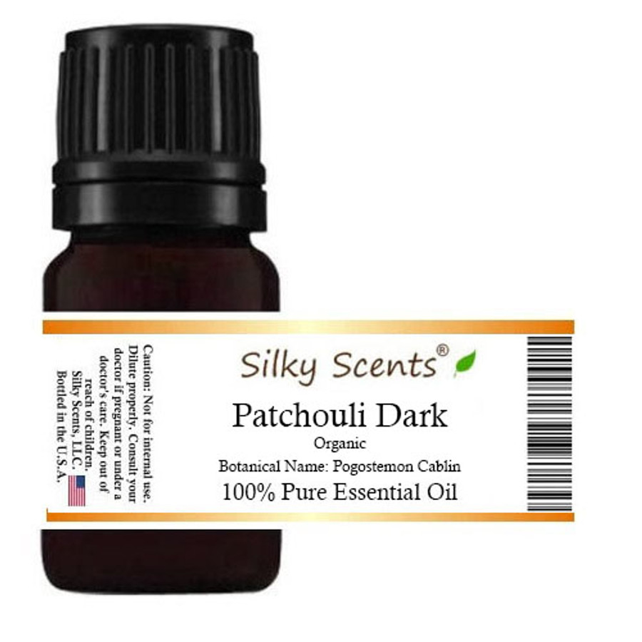 Patchouli Dark Organic Essential Oil