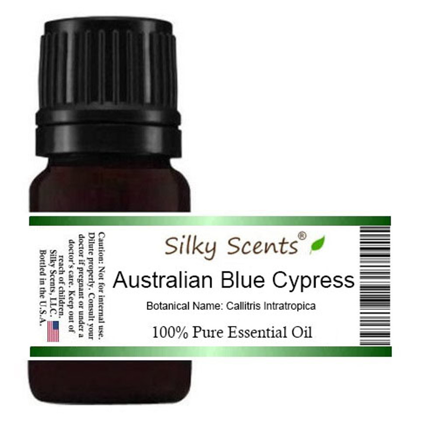 Australian Blue Cypress Essential Oil