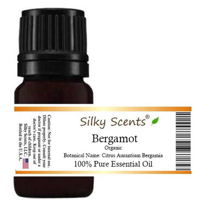 Bergamot Organic Essential Oil