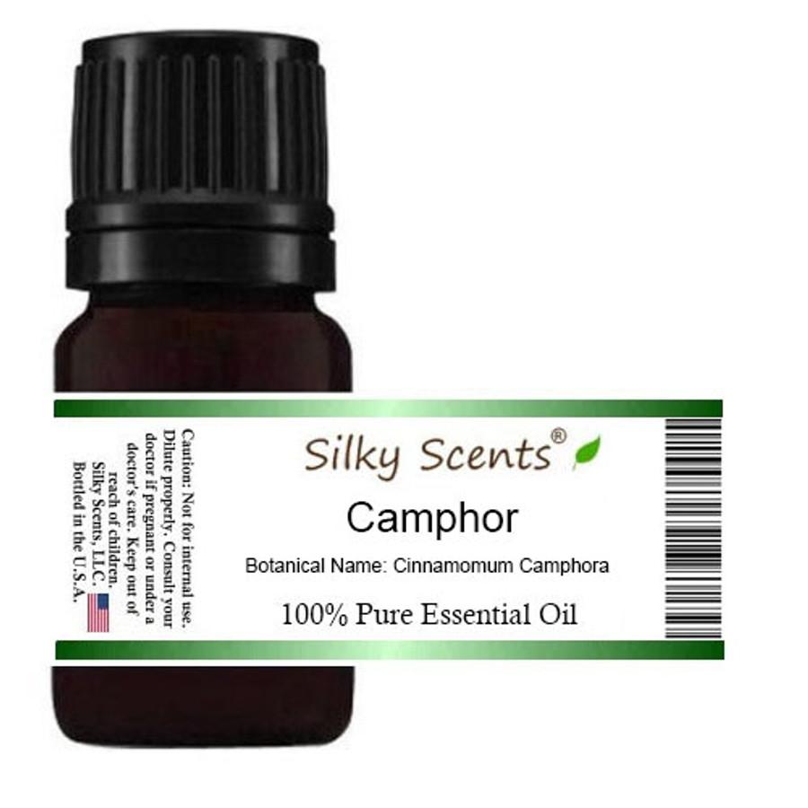Camphor White Essential Oil