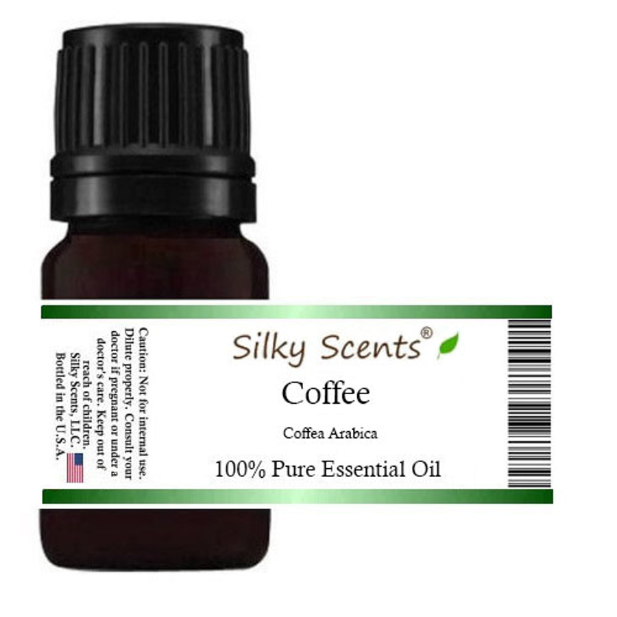 Coffee (Arabian Green Bean) Essential Oil