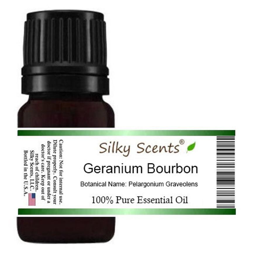 Geranium Bourbon Essential Oil