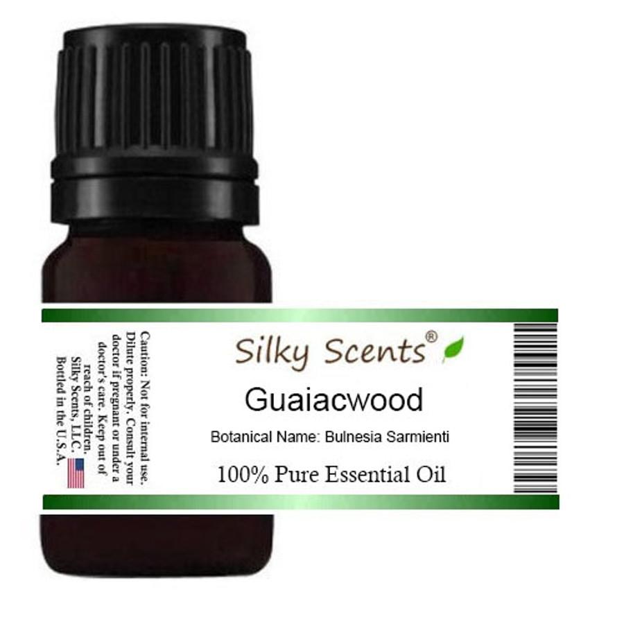 Guaiacwood (Semi-Solid) Essential Oil