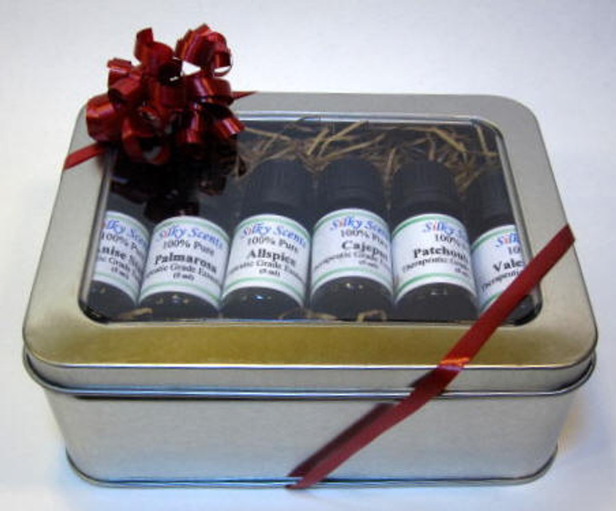 Gift Box #6 (6 Pack, 5 ml each with Box)