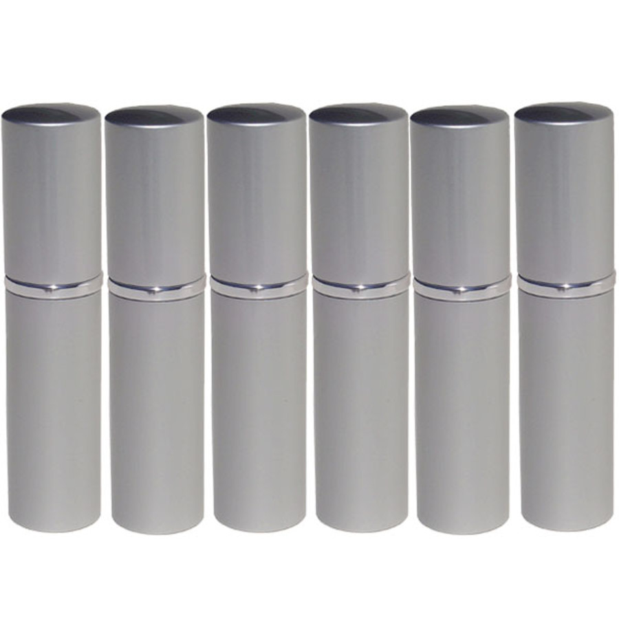 5 ml Silver Glass Sprayer Set **6 Pack**